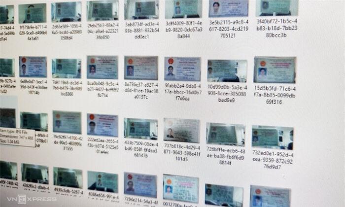Vụ 17 GB dữ liệu chứa CMND của hàng nghìn người Việt bị rao bán trên mạng: Hacker có động thái mới Ảnh 4