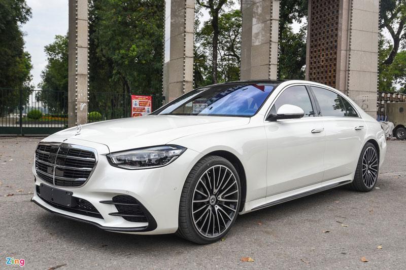Khám phá Mercedes-Benz S 500 2021 đầu tiên tại Việt Nam