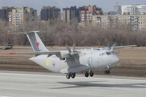 """""""Ngựa thồ"""" Il-112V - Máy bay vận tải tương lai của quân đội Nga"""