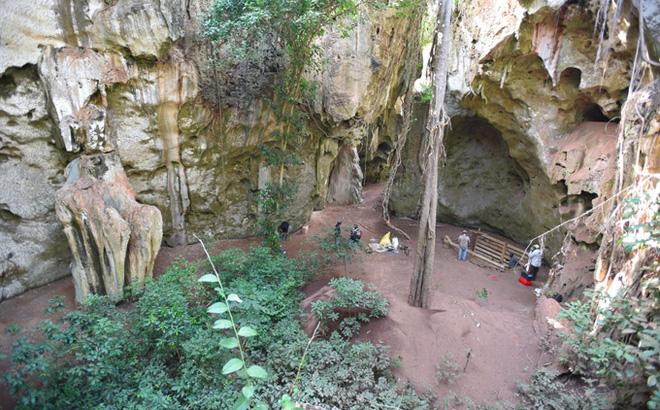 Các nhà khảo cổ đã phát hiện ngôi mộ cổ nhất ở châu Phi, có niên đại khoảng 78.000 năm tuổi. Ảnh: Samacharcentral.com