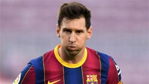 'Hi vọng đây không phải trận cuối cùng của Messi tại Nou Camp'
