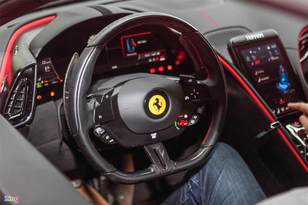 Ferrari noi bat tai Viet Nam anh 11