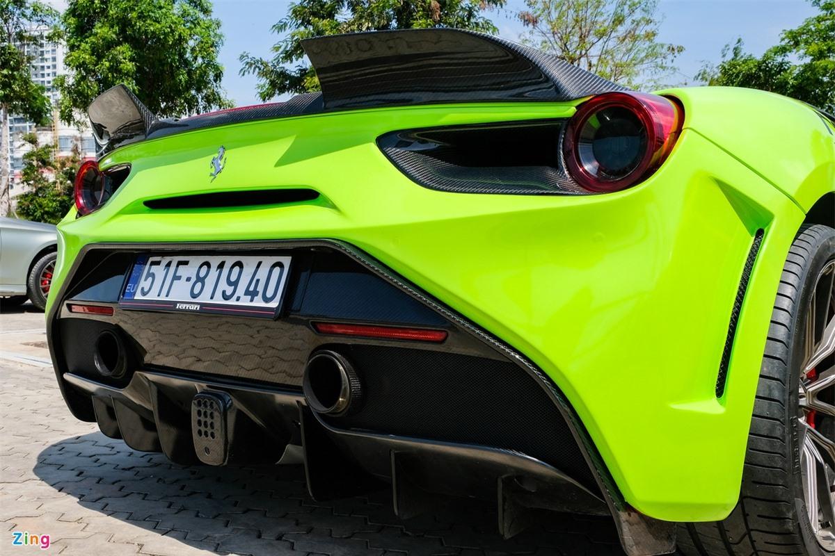 Ferrari noi bat tai Viet Nam anh 7