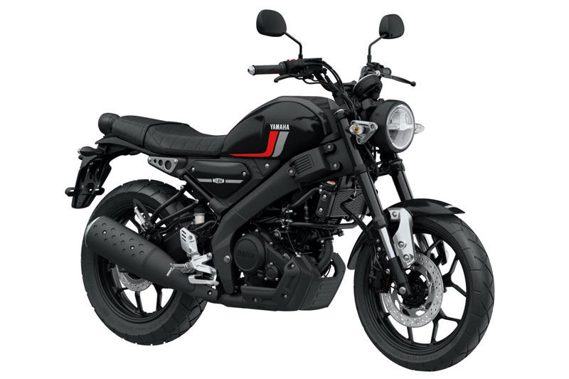 Yamaha XSR 125 2021.