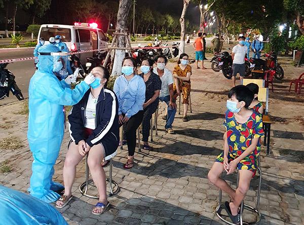 Đà Nẵng: Đang làm rõ trách nhiệm của Cty Trường Minh và Cty SAFI về việc bùng phát ổ dịch trong KCN An Đồn