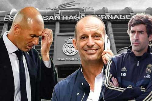 Real Madrid tính sẵn phương án thay thế Zidane mùa tới
