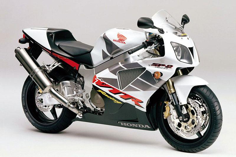 1. Honda VTR1000 SP2.