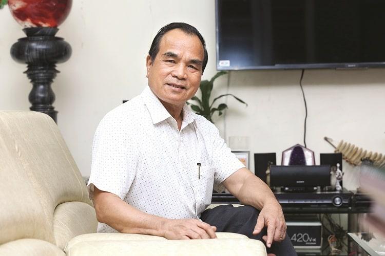 Ông Nguyễn Đặng Hiến, Tổng Giám đốc Công ty TNHH SXTM Tân Quang Minh (Bidrico), ứng cử viên đại biểu HĐND TP.HCM và đại biểu Quốc hội khóa XV (nhiệm kỳ 2021-2026).