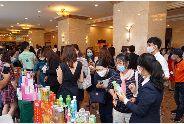 Bidrico tham gia Hội nghị quốc tế ngành thực phẩm Việt Nam – Việt Nam Food Forum 2020.