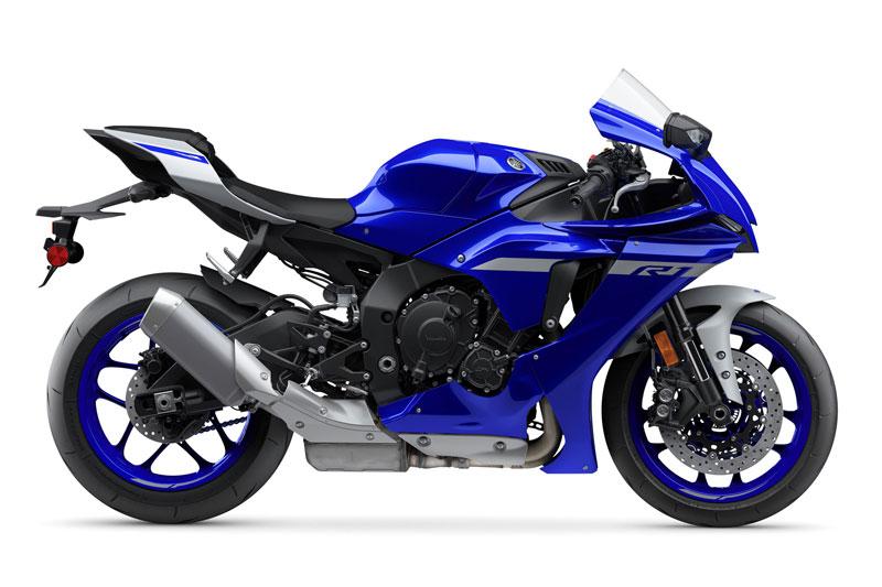 6. Yamaha YZF-R1.