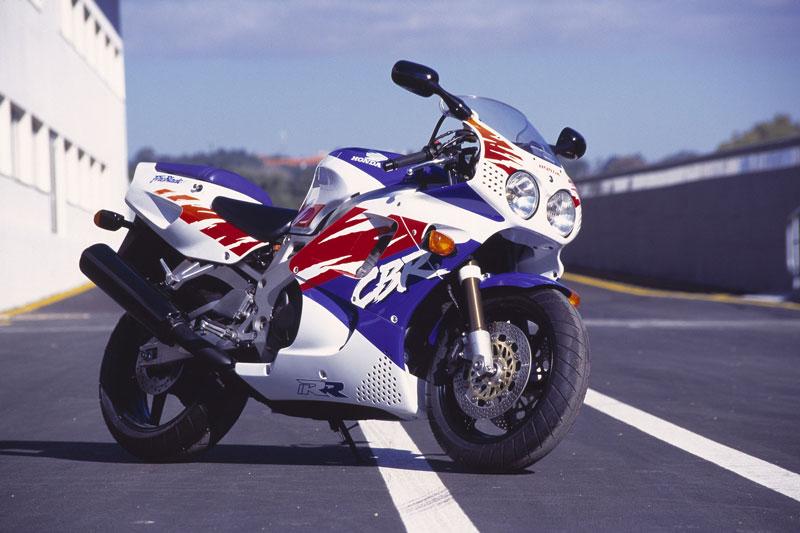 9. Honda CBR900RR Fireblade.