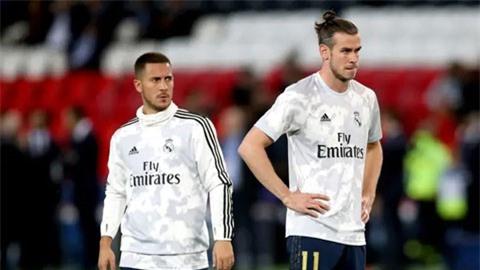 Real đưa 10 cầu thủ vào danh sách đen, bao gồm cả Hazard