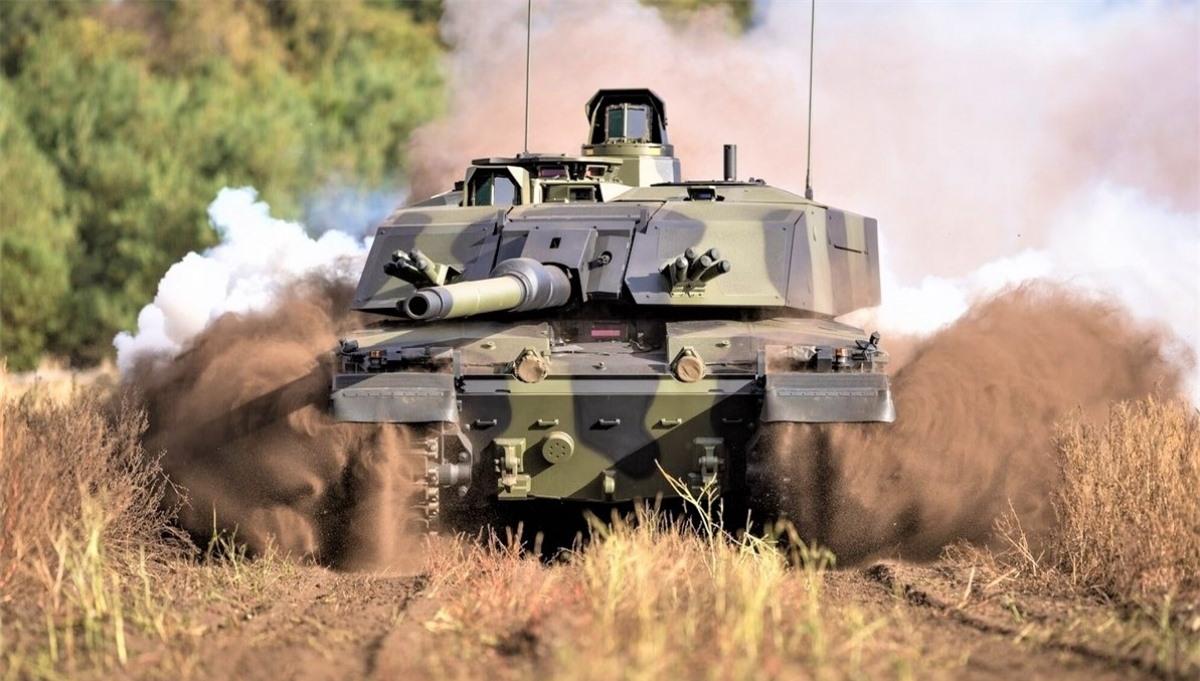 Bộ Quốc phòng Anh đã quyết đinh nâng cấp tăng Challenger 2 lên chuẩn Challenger 3; Nguồn: armytimes.com