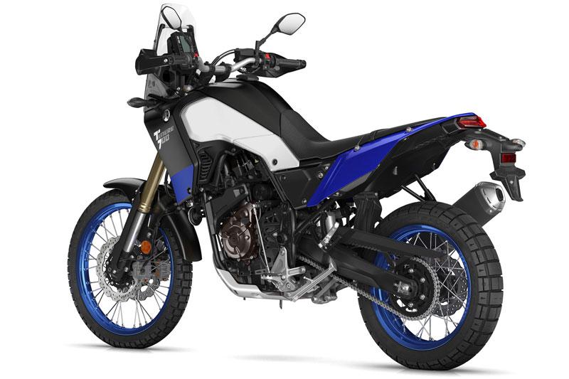 6. Yamaha Tenere 700 (giá: 10.000 USD).