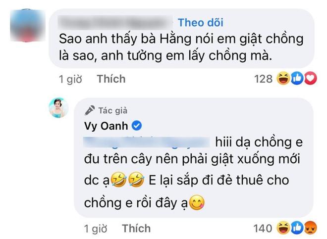 """Bị đại gia Phương Hằng tố giật chồng, Vy Oanh lên tiếng đáp trả và còn mượn chuyện """"đẻ thuê"""" 115 tỷ để cà khịa ngược? - Ảnh 2."""