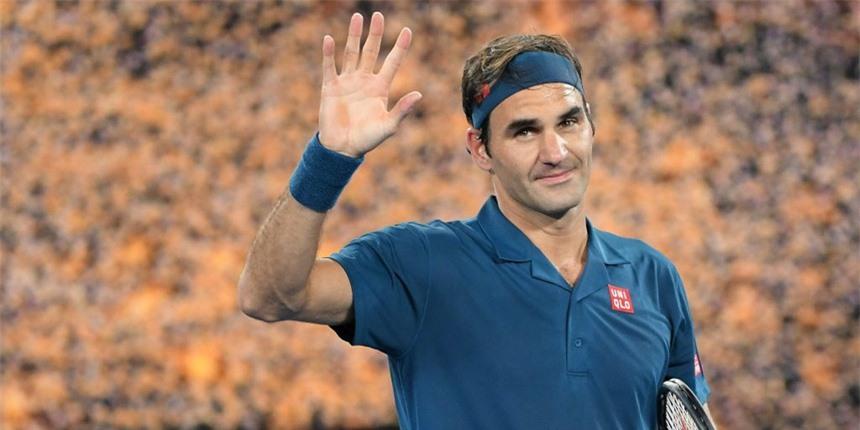 Roger Federer anh 1