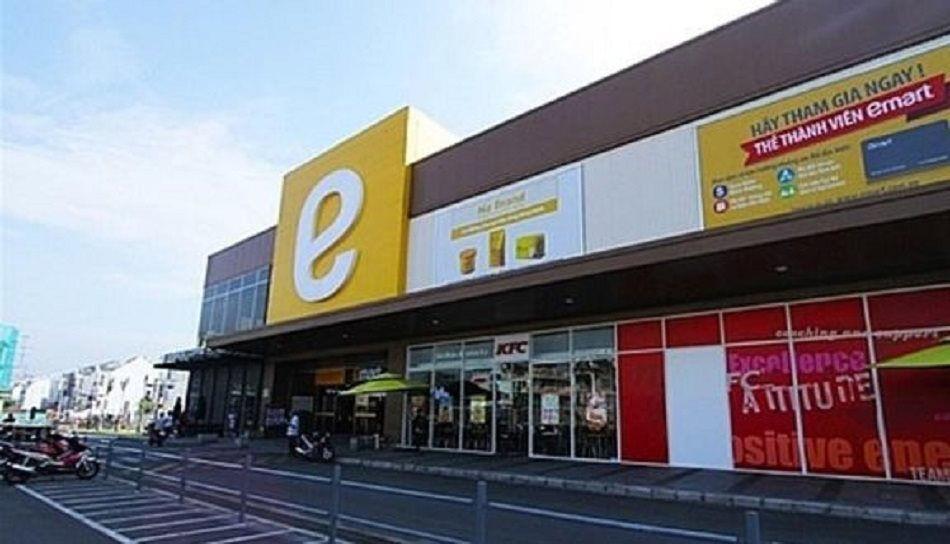 E-mart chỉ mở được một siêu thị duy nhất sau 5 năm vào Việt Nam