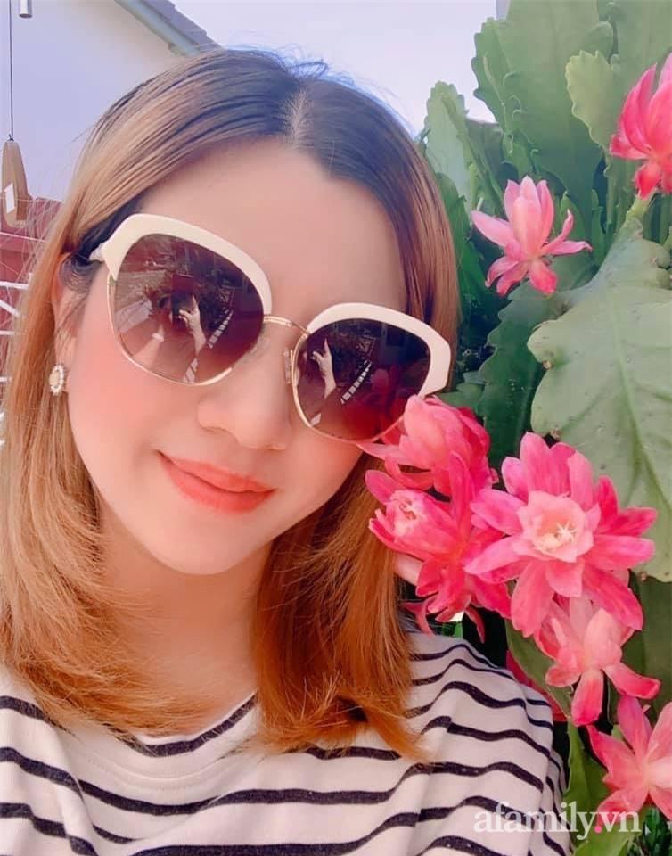 Khu vườn rực rỡ quanh năm với 200 loài quỳnh khoe sắc của mẹ Việt ở Mỹ - Ảnh 4.