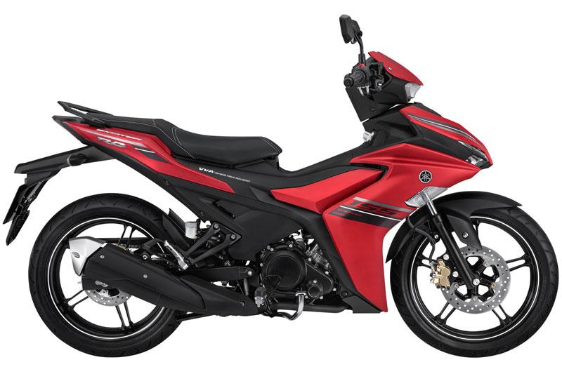 Yamaha Exciter 155 VVA.
