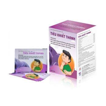 Thực phẩm bảo vệ sức khỏe cốm Tiêu Khiết Thanh.