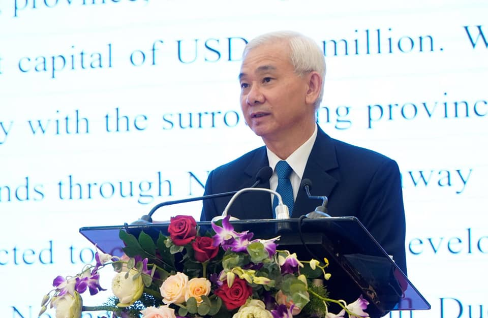 Theo ông Phạm Ngọc Thuận, Tổng Giám đốc Becamex IDC