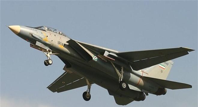 7 vũ khí tác chiến trên không nguy hiểm nhất của Iran - 1