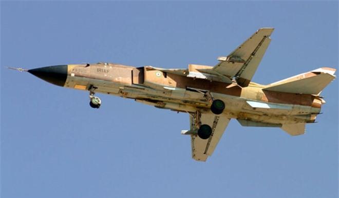 7 vũ khí tác chiến trên không nguy hiểm nhất của Iran - 3
