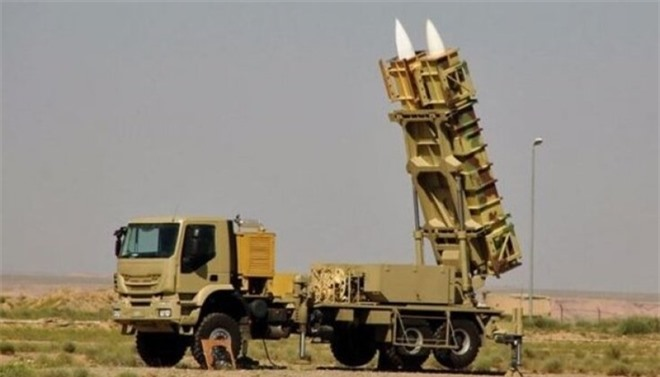 7 vũ khí tác chiến trên không nguy hiểm nhất của Iran - 4