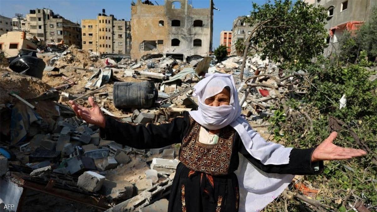 Israel và Hamas ngừng bắn - Ảnh: AFP.