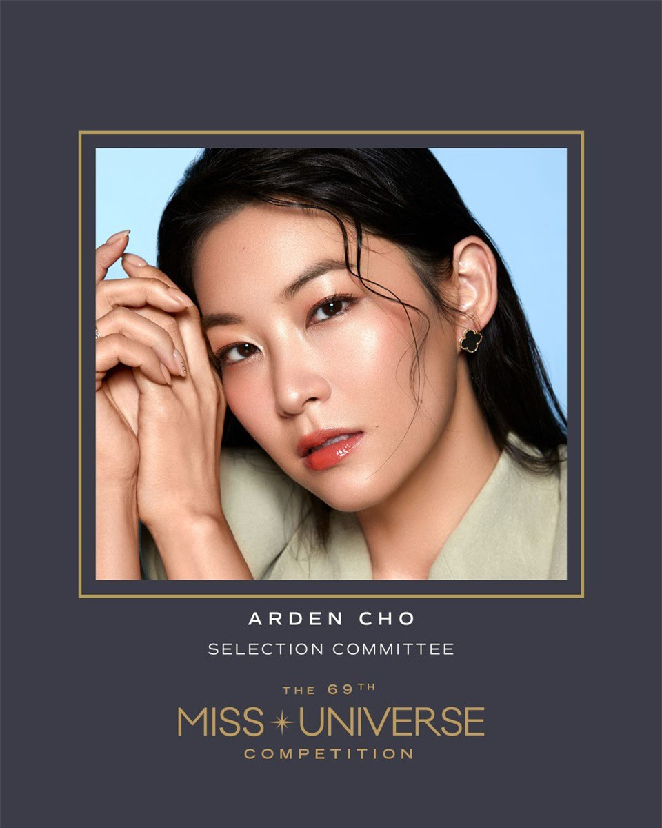 Nhan sac nguoi dep goc A lam giam khao Miss Universe 2020