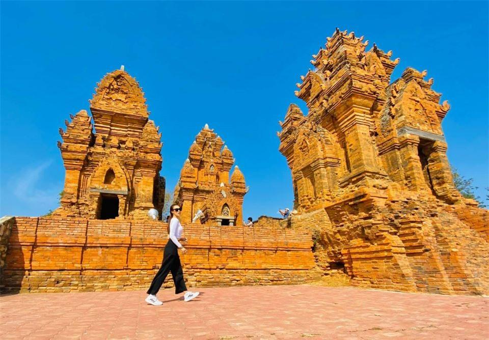 Ninh Thuận đẹp ngỡ ngàng trong những khung hình bình dị