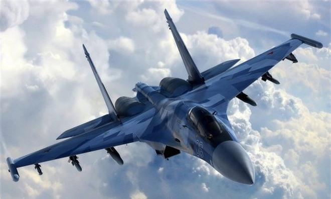 Top 5 máy bay chiến đấu 'đẹp mã' nhất thế giới - 2