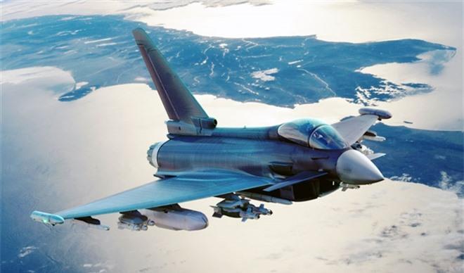 Top 5 máy bay chiến đấu 'đẹp mã' nhất thế giới - 5