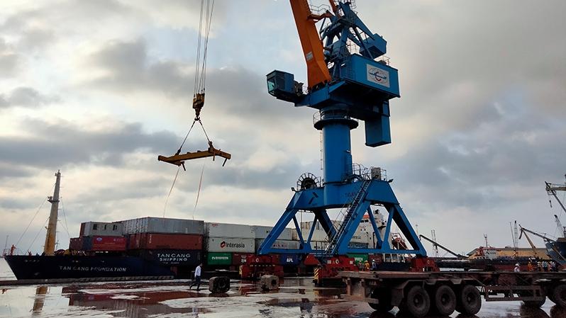 UBND tỉnh Hà Tĩnh phối hợp với Công ty CP Vận tải biển Tân Cảng triển khai giải pháp tàu định tuyến.