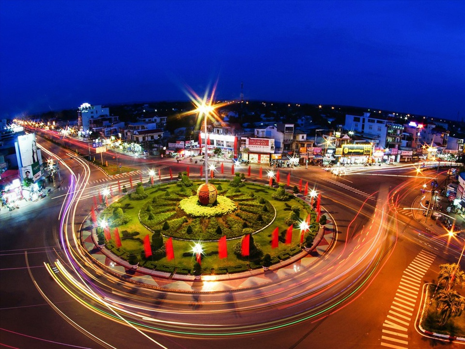 Kiên Giang là tỉnh lớn thứ hai ở miền Nam (Đông Nam Bộ và Tây Nam Bộ). Diện tích Kiên Giang chỉ xếp sau tỉnh Bình Phước (diện tích Bình Phước hơn 6.800 km2). Ảnh: Lao Động.
