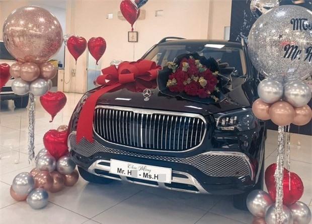 Chiếc siêu xe mới tậu của một đại gia ở Phú Thọ. (Ảnh: Doanh nghiệp và tiếp thị)