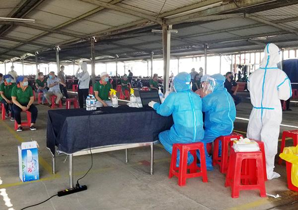 và Công ty Vinatex... trong các KCN trên địa bàn Đà Nẵng