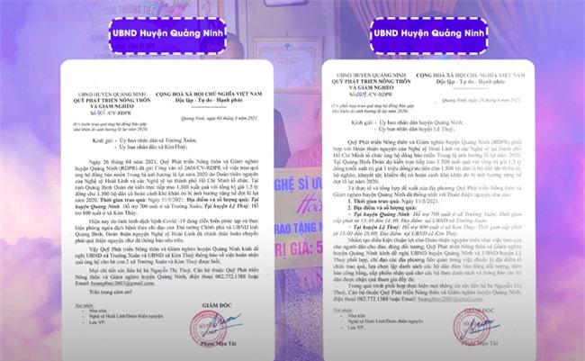 NÓNG: Lộ diện đoạn clip Hoài Linh tung bằng chứng từ thiện, khẳng định không đánh đổi 30 năm sự nghiệp lấy 13 tỷ đồng  - Ảnh 3.