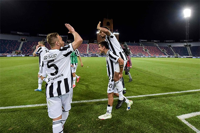 Vòng 38 Serie A: Juventus lách khe cửa hẹp vào top 4