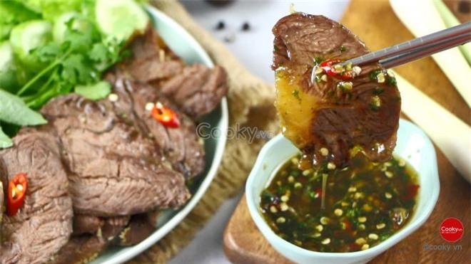 các món ngon từ thịt bò 0