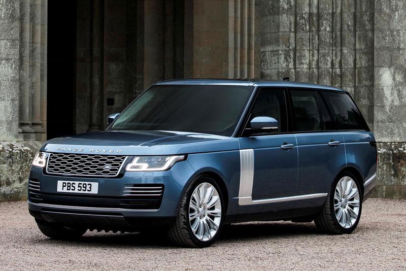 1. Land Rover Range Rover.