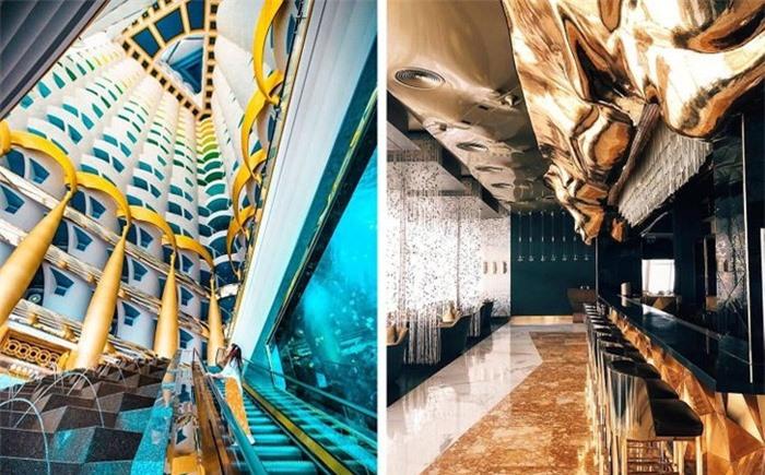 11 điểm xa hoa tột đỉnh ở khách sạn 7 sao duy nhất trên thế giới - 3