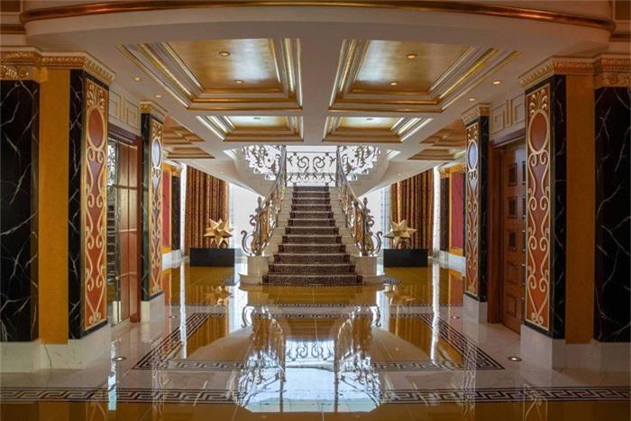 11 điểm xa hoa tột đỉnh ở khách sạn 7 sao duy nhất trên thế giới - 4