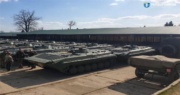 Bi an tung tich 1.800 thiet giap BMP-1 cua Ukraine-Hinh-13