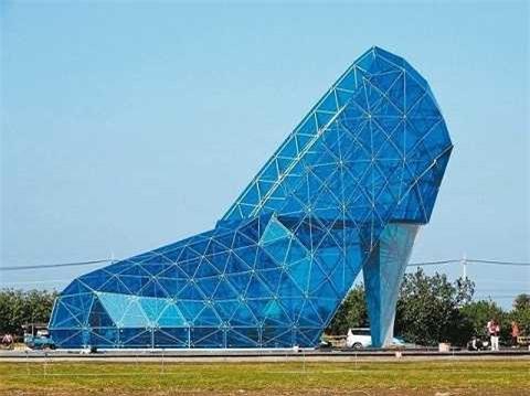 Công trình kiến trúc độc đáo ở Đài Loan
