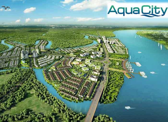 Aqua City dự án dẫn dắt thị trường bất động sản phía Đông Sài Gòn