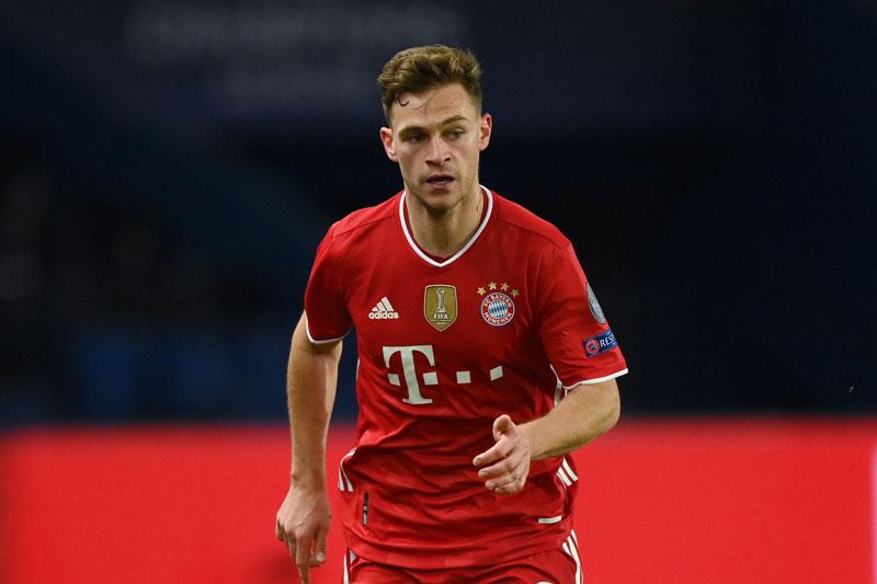 Tiền vệ trung tâm: Joshua Kimmich (Bayern Munich).