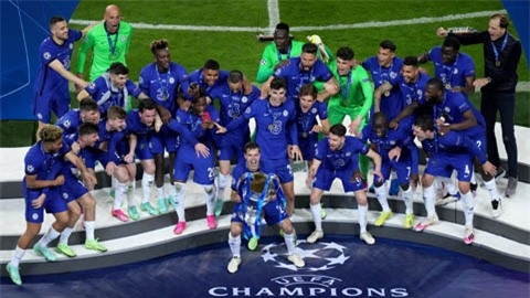 Chelsea và hành trình vô địch Champions League 2020/21