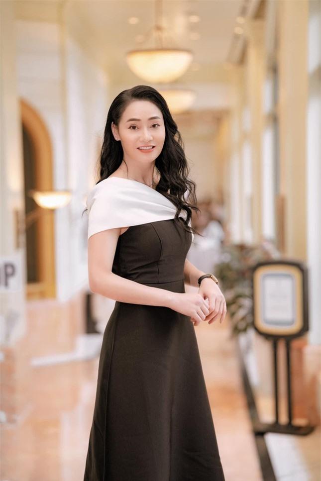 Quách Thu Phương 'ăn bám' trong phim, ngoài đời là 'nữ siêu nhân' ảnh 2