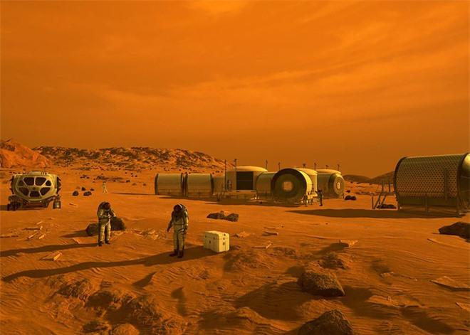 Tham vọng đưa con người lên Sao Hỏa của Elon Musk có thể sẽ là nhiệm vụ mạo hiểm nhất của nhân loại - Ảnh 1.